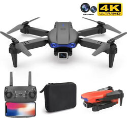 Professional GPS 4K with Dual Camera K3 Drone Hd 5G WiFi FPV RC Quadcopter Drone $61.74