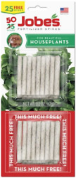 Jobe�s Fertilizer Spikes for All Indoor Houseplants 13 4 5 Time Release 50 per $5.81
