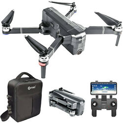 Contixo 4K UHD Foldable RC Quadcopter GPS Drone with FPV Camera Carrying Case $249.99