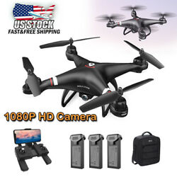 Holy Stone HS110G GPS RC Drone with 1080P HD Camera FPV RTH Quadcopter Follow Me $114.00