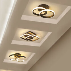 45W LED Ceiling Lamp Dimmable Hanging Ceiling Light Pendant Light Bedroom $27.99