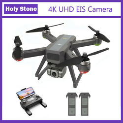 DEERC D15 GPS RC Drone with 4K UHD EIS Anti Shake Camera Brushless Quadcopter $239.00