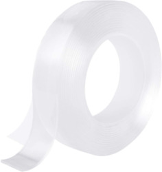 Double Sided Tape Heavy Duty Multipurpose Clear Poster Tape Wall Adhesive Strip $6.49