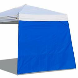 Canopy Side Wall for 10#x27;x 10#x27; Slant Leg Canopy Tent 1 Pack Sidewall Only Blue $29.85