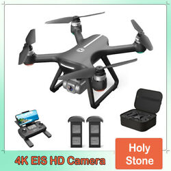 Holy Stone HS700E With 4K EIS HD Camera RC Drones GPS FPV Brushless Foldable US $289.00