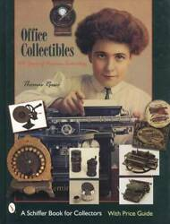 Antique Office Collectibles Collector ID Guide inc Typewriters Cash Register Etc $39.95