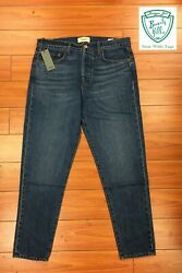 MADE IN THE USA * Men#x27;s Jeans NWT by Baldwin Reg Skinny 32 x 28 100% COTTON $19.99