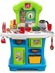 Step2 Little Cooks Kitchen Play Kitchen for Babies amp; Toy Accessories Set $108.99