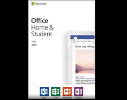 Home and student 2019 for PC. Classic 2019 versions of Word Excel PowerPoint $39.99