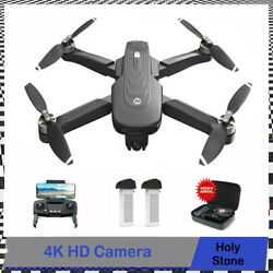 Holy Stone HS175D RC Drone with 4K HD Camera Brushless Quadcopter GPS Mins Fly $199.00