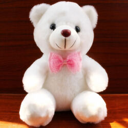 Colourful Glowing Teddy Bear Kids Birthday Christmas Gifts Plush Light up Toy $30.00