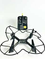 Sharper Image Dx 3 Video Streaming Stunt Quadcopter Controller Drone 2.4 GHz $29.99