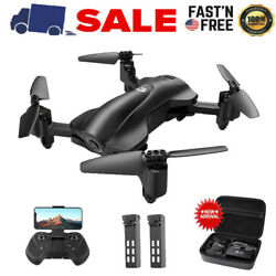 Holy Stone HS165 5G Wifi GPS RC Drone with 2K HD Camera FPV Quadcopter with Case $129.00