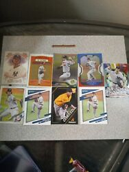GERRIT COLE RC AND PRISMIC POWER 9 CARD LOT $18.00