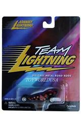 2001 Johnny Lightning TEAM LIGHTNING Pink Panther Cherry Bomb $7.16