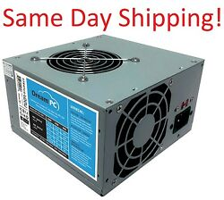 New PC Power Supply Upgrade for Deer DR A300ATX Computer Dell AT 6 PIN Connector $34.95