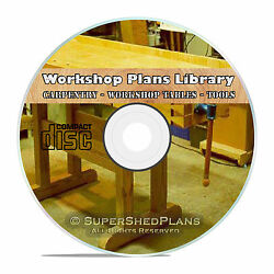 Cool Work Shop Plans Routers Press Carpentry Lathe and Tool Plans Wood Shop