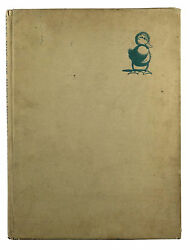 Make Way for Ducklings ~ ROBERT MCCLOSKEY ~ First Edition ~ 1941 ~ 1st Printing