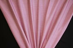 45quot; Dusty Mauve Crinkled Satin HOME DECOR Fabric SALE FABRIC 10 Yards $29.95