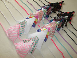 NEW Victoria Secret Beach Sexy Triangle String Bikini Padded Halter Swimsuit Top $5.95
