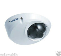 GeoVision GV-MDR5300-1F 5MP H.264 Mini Fixed Rugged Dome POE Outdoor IP66