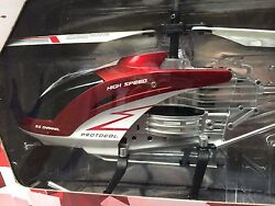 Protocol Tough copter R c Helicoptor Retail 100$ $60.00