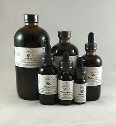 Motherwort Tincture Extract Lion#x27;s Tail Lions Ear Sleep Aid Stress Relief $8.99