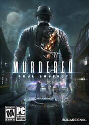 Murdered: Soul Suspect  (PC 2014) + Bonus Cult Of The Wind (PC2014) No Discs