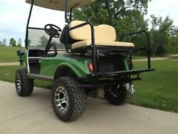 Club Car DS Golf Cart Rear Bumper with 2 Hitch Receiver MADE IN USA $129.99