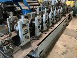 YODER M3 STAINLESS STEEL TUBE MILL  9 STAND  3