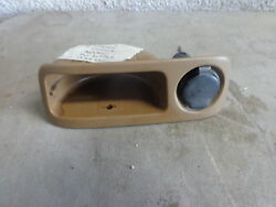 Rear Console Ashtray & Power Outlet Saturn L300 3.0 V6 01 02