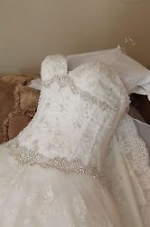 Pnina Tornai Wedding Dress from Kleinfeld NYC