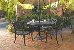 Heavy Duty HIGH Quality Outdoor Dining Set Furniture Patio Yard Deck Chairs NEW