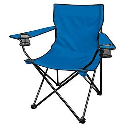 Go Anywhere Fold Up Lounge Chair Folding Lawn Chair  Folding Camping Chair New