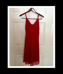 RED COCKTAIL DRESS $29.99