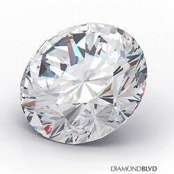 1.01 CT FVS1Ex Polish Round Brilliant AGI Earth Mined Diamond 6.23x6.25x3.98mm