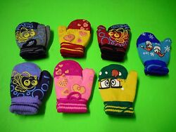 New Infants Mitte Gloves Baby Gloves Thermo Wear Fashion Style 0 to 24 monthes $4.98
