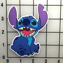 Stitch 4quot; Tall Color Vinyl Decal Sticker BOGO $4.99
