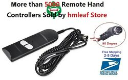 hmleaf 2B 5Pin Okin LIMOSS Remote Hand Controller Lift Chair or Power Recliner