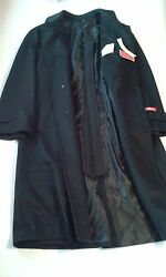 ITALIAN CASHMEREWOOL SARTORIA DUCALE  COAT SIZE 50 NEVER WORN WITH TAGS