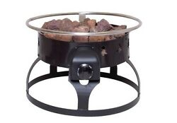 Camp Chef Firplace Redwood Portable Propane Gas Fire Pit Outdoor