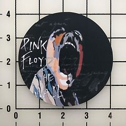 Pink Floyd The Wall Black 4quot; Wide Color Vinyl Decal Sticker BOGO $4.99