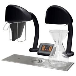 Curtis G4 SERAPHIM Single Cup Coffee Brewer - Black **NEW** Authorized Seller
