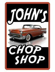 PERSONALIZED SIGN YOUR NAME AUTO DURABLE ALUMINUM FULL COLOR CUSTOM Signs D#149 $13.95