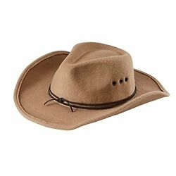 Mud Pie Infant Wool Cowboy Hat