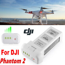 Battery For DJI Phantom 2 Vision Plus Drone Quadcopter Flight 5200mAh 11.1V USA $55.99