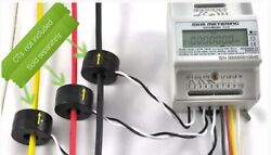 Smart Meter 1 or 3 Phase 120 to 480V 50 60Hz up to 5000 AMPS $160.00