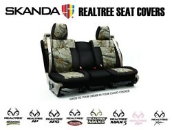 Realtree Camo Custom Tailored Seat Covers from Chevy Silverado from Coverking $186.95