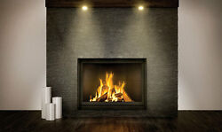 Napoleon High Country 8000 - NZ8000 Clean Burning Wood Fireplace EPA Approved