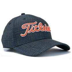 Titleist Wool Suiting Navy Hat-Masters Ball Marker with Purchase